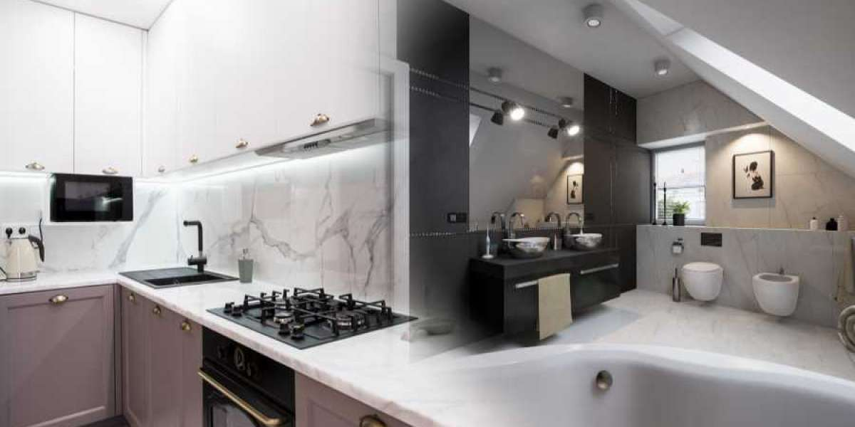 Reinvent Your Kitchen And Bath Showroom With A New, Glossy-Shine Countertop!