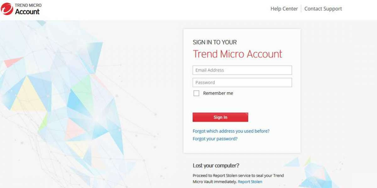 How to Reset a forgotten Trend Micro Account Password?