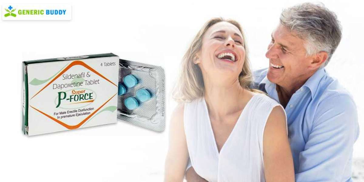 Treat Erectile Dysfunction And Premature Ejaculation With Super P Force