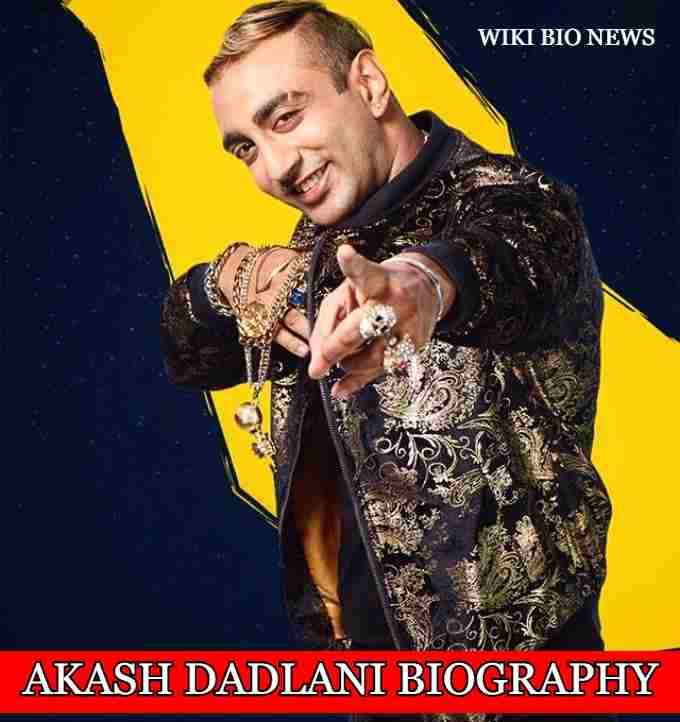 Akash Dadlani Wiki, Age, Caste, Girlfriend, Biography & More