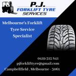 P J Forklift Tyre Services Profile Picture