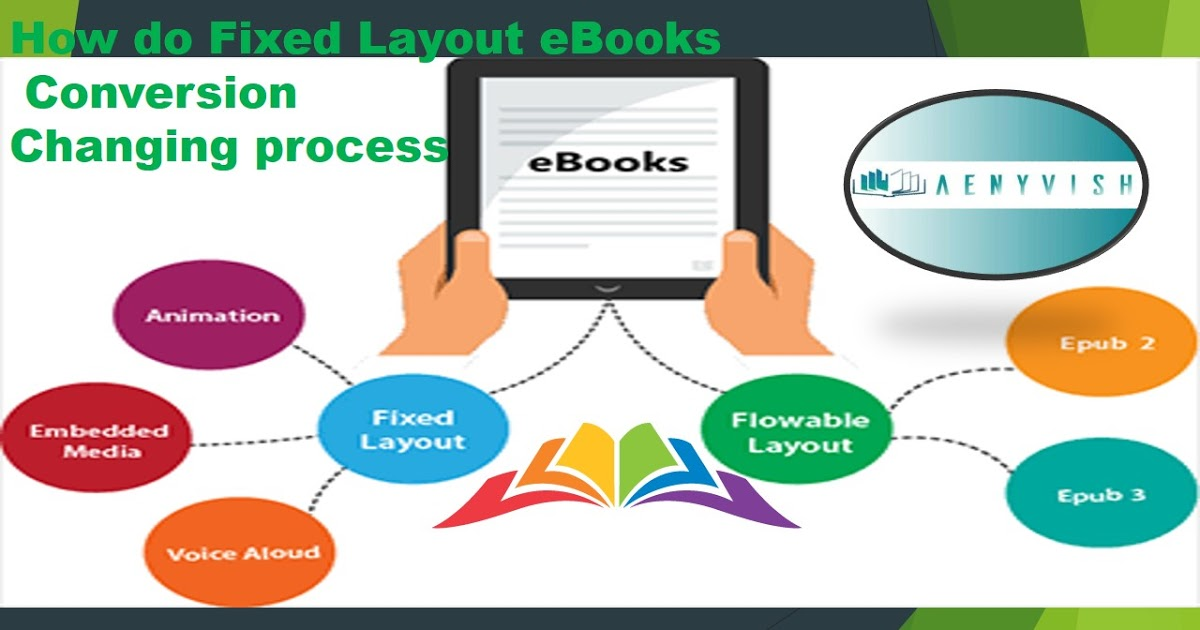 How do Fixed Layout eBooks Conversion Changing process.