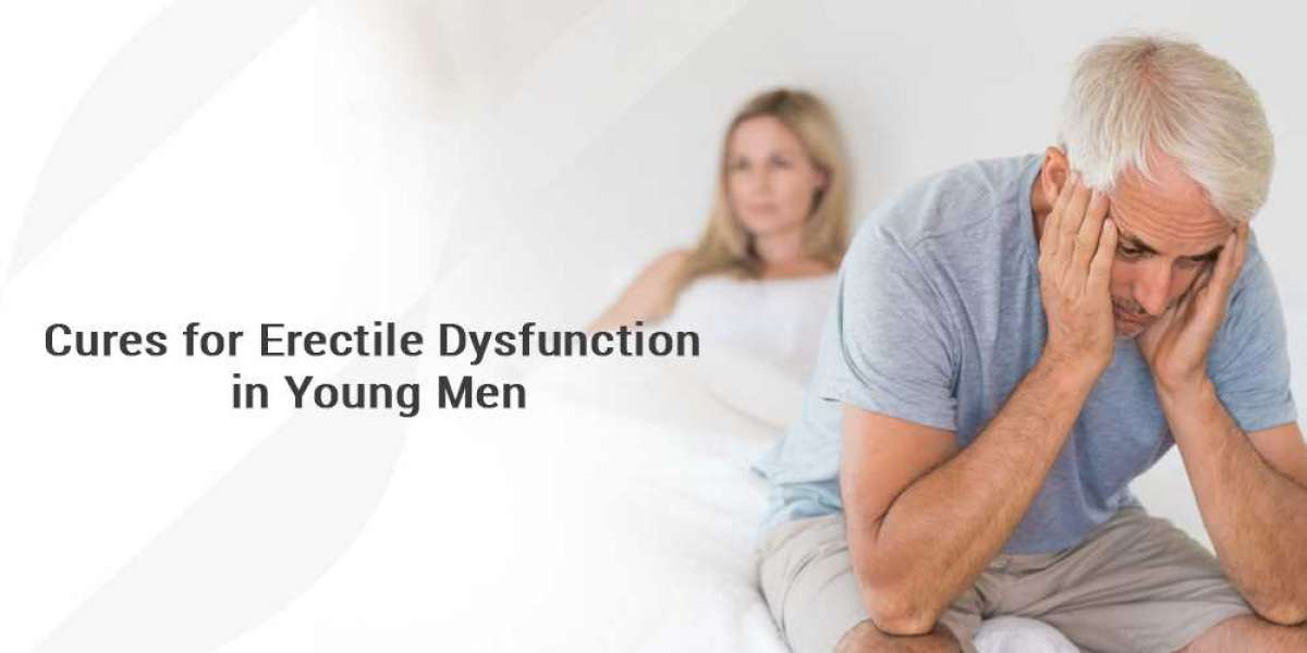 Cures for Erectile Dysfunction in Young Men
