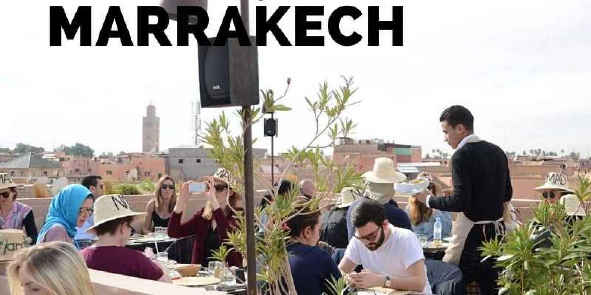 Search Well for Best Places to Eat in Marrakech