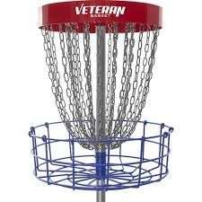Improve Your Disc Golf Gameplay with Dynamic Discs Veteran Basket! – Disc Golf Baskets