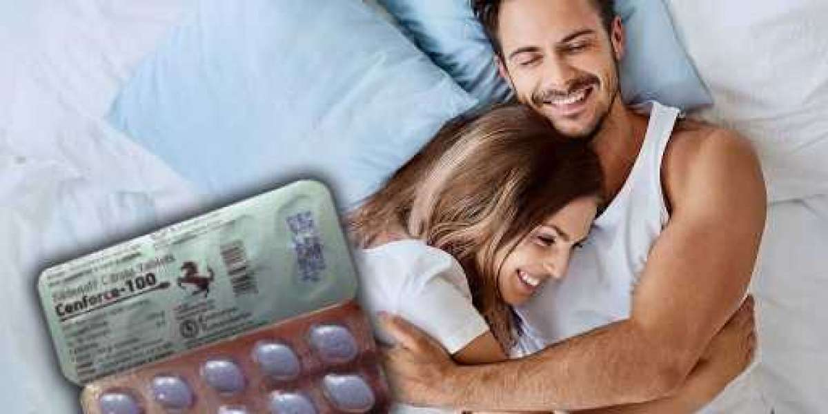 Relive Passionate Life With Cenforce Sildenafil Citrate 100mg Tablets