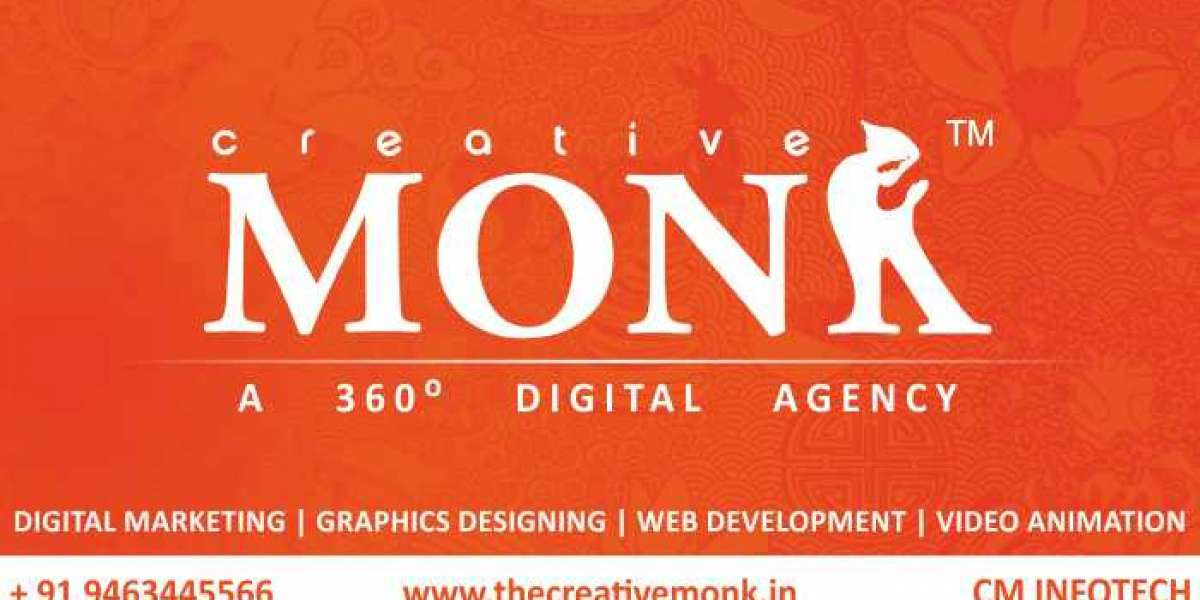 Creative Monk | A Full Service digital Agency in Chandigarh, India