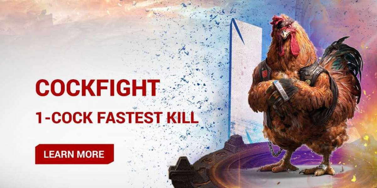 Play Cockfight Online Singapore in G3msg casino