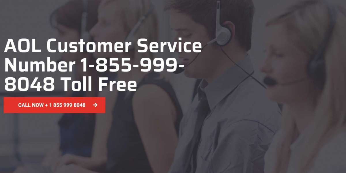 AOL Technical Support Number: 1-855-999-804