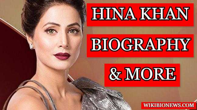 Hina Khan Wiki, Age, Caste, Height, Boyfriend, Biography & More