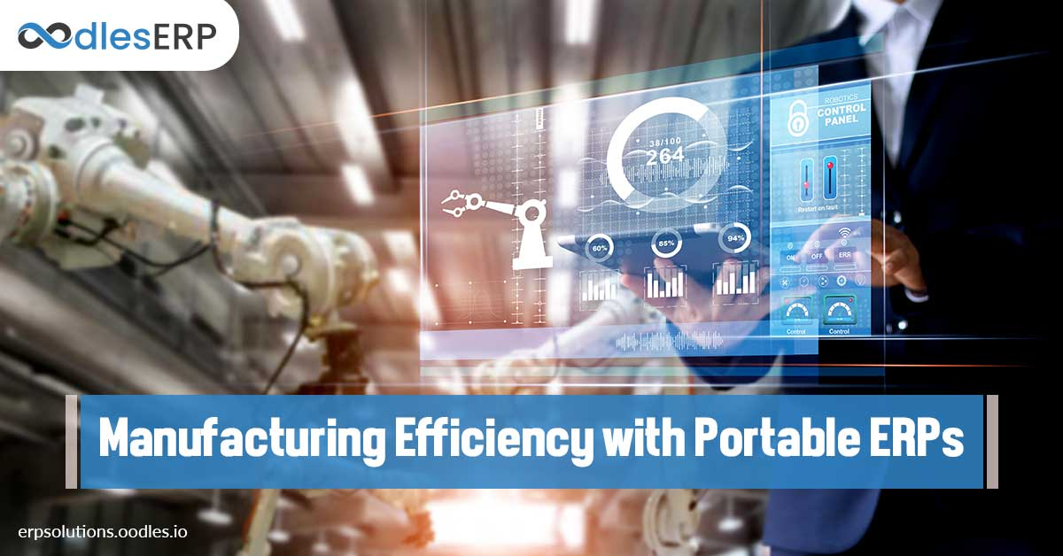 Redefining Business Efficiency with Portable ERPs