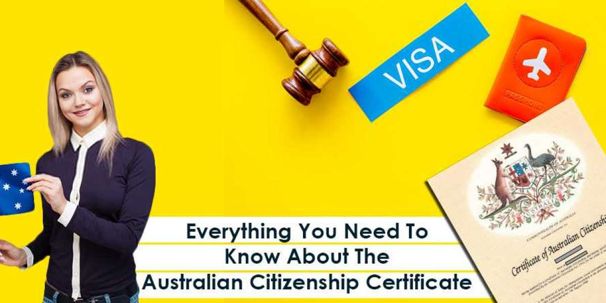 Everything You Need To Know About the Australian Citizenship Certificate