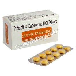 Super Tadarise | Usage | Side Effects | Reviews | Price