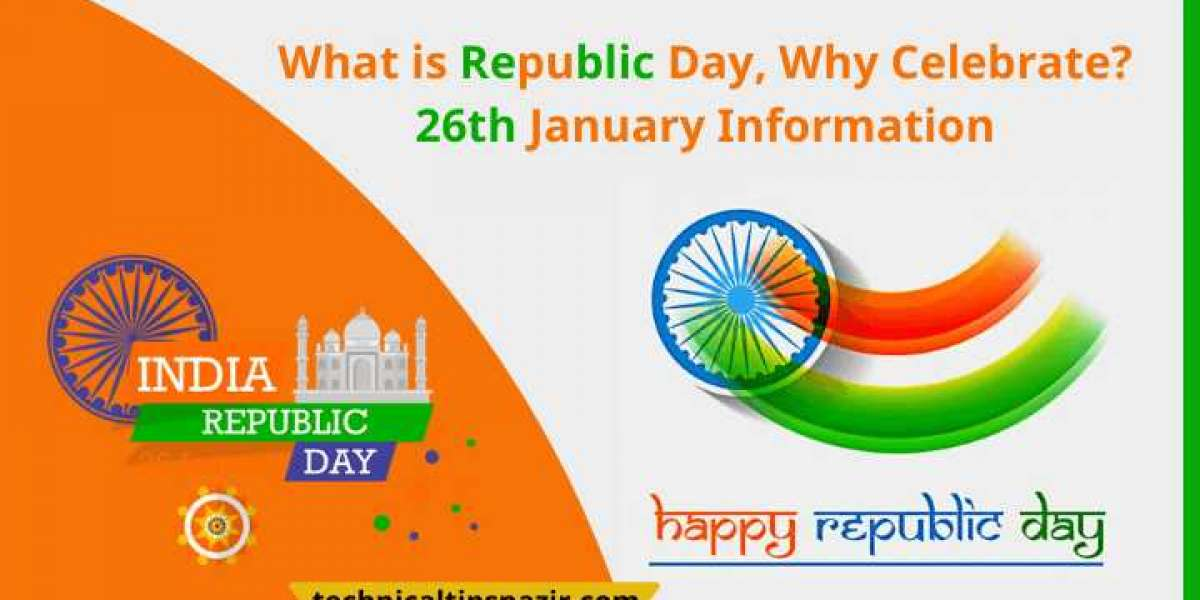 What is Republic Day, Why Celebrate? 26th January Information