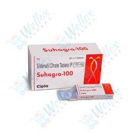 Suhagra 100 MG, Use, Side Effects, Substitutes, Sildenafil Cipla, Dose