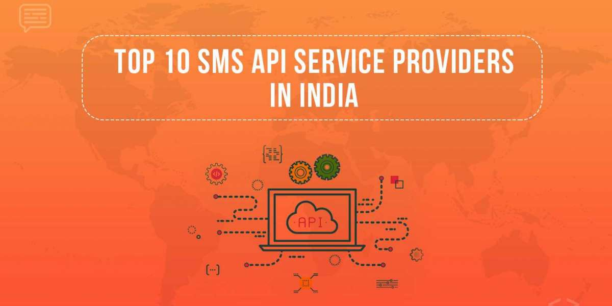 Top 10 SMS API Service Providers in India