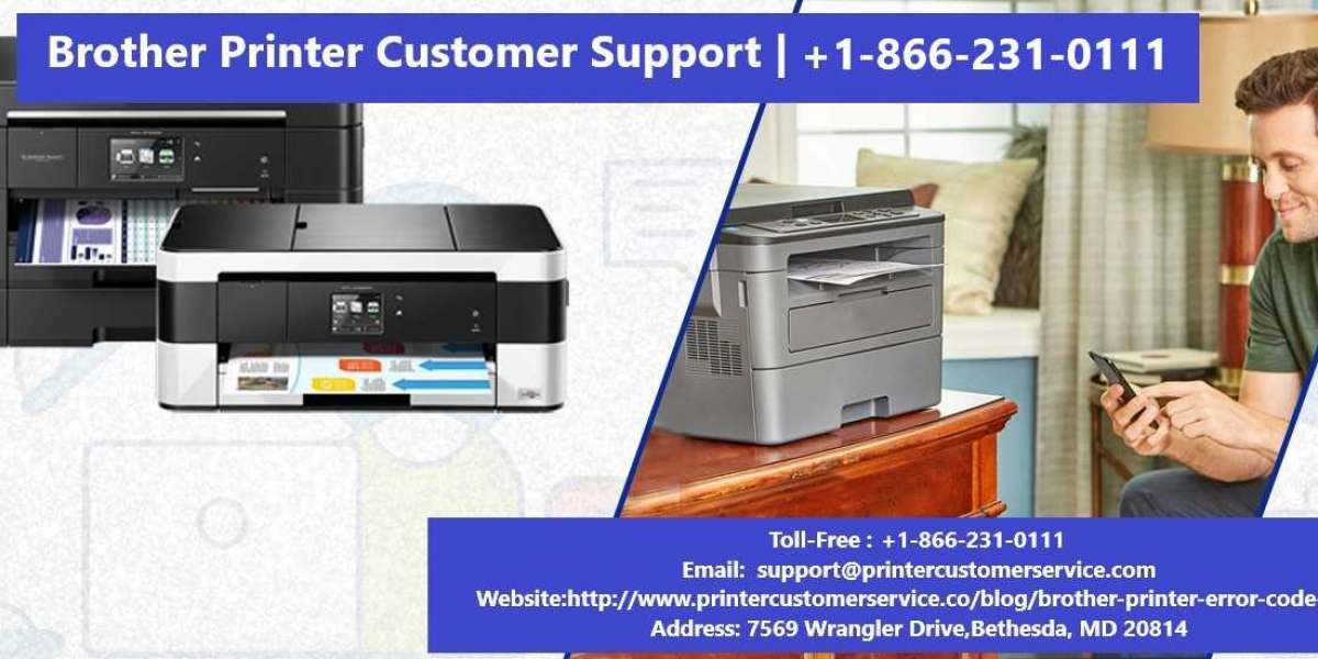 Dial +1-866-231-0111 to troubleshoot Brother Printer Error 0b