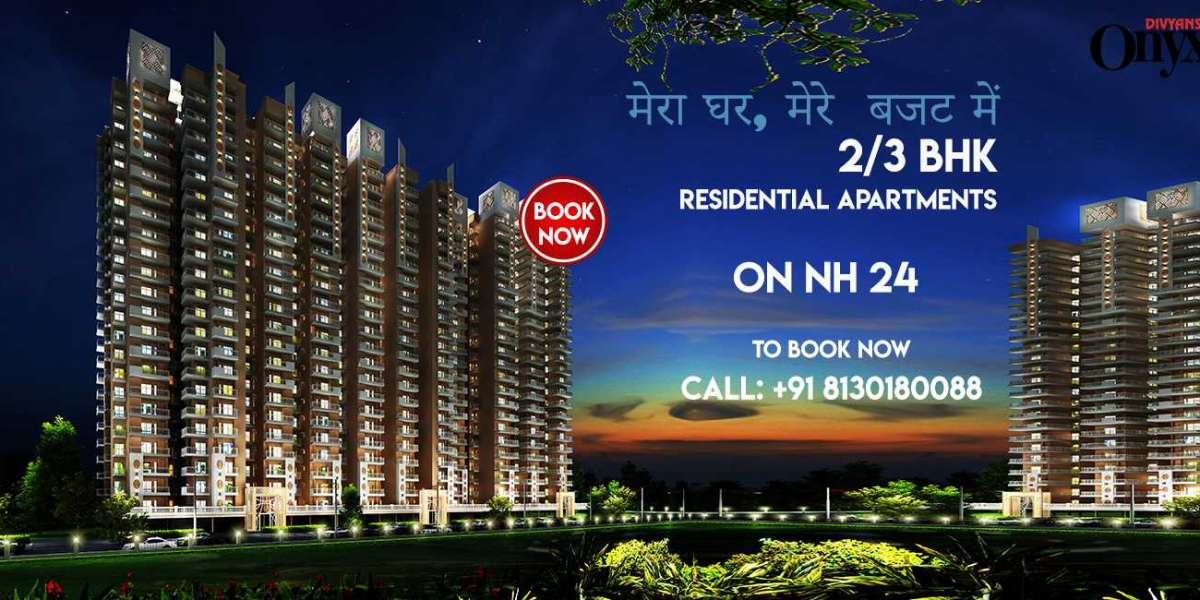Divyansh Onyx Homes Ghaziabad  | Price Starting From 27.50 Lakhs