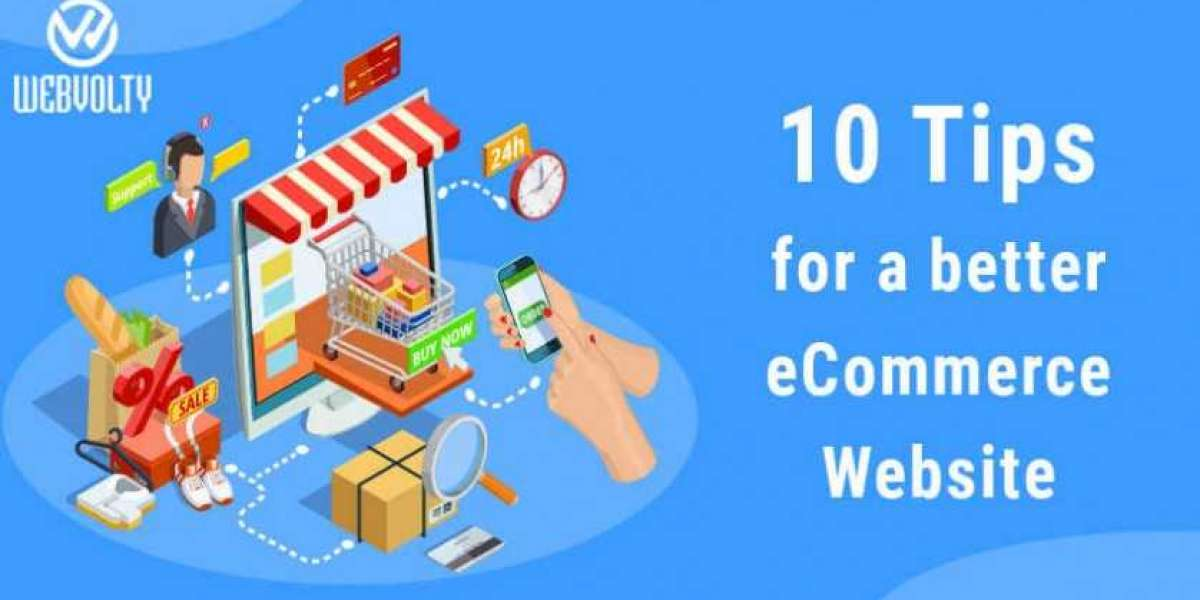 10 Tips For A Better Ecommerce Website