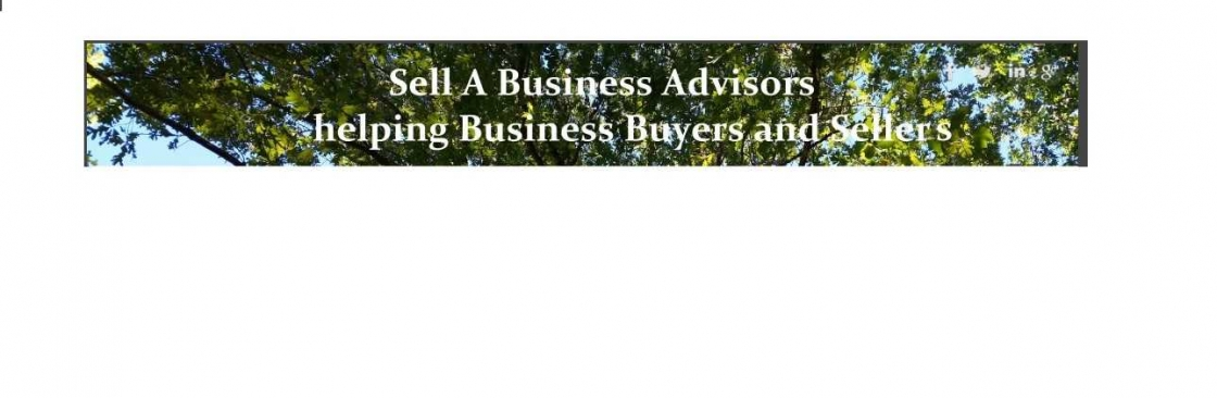 Sell A Business Advisors Cover Image