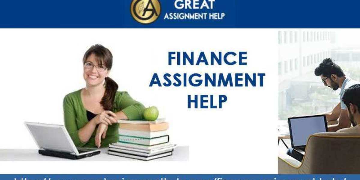 Finance Assignment Help - Easy way to finish papers on time