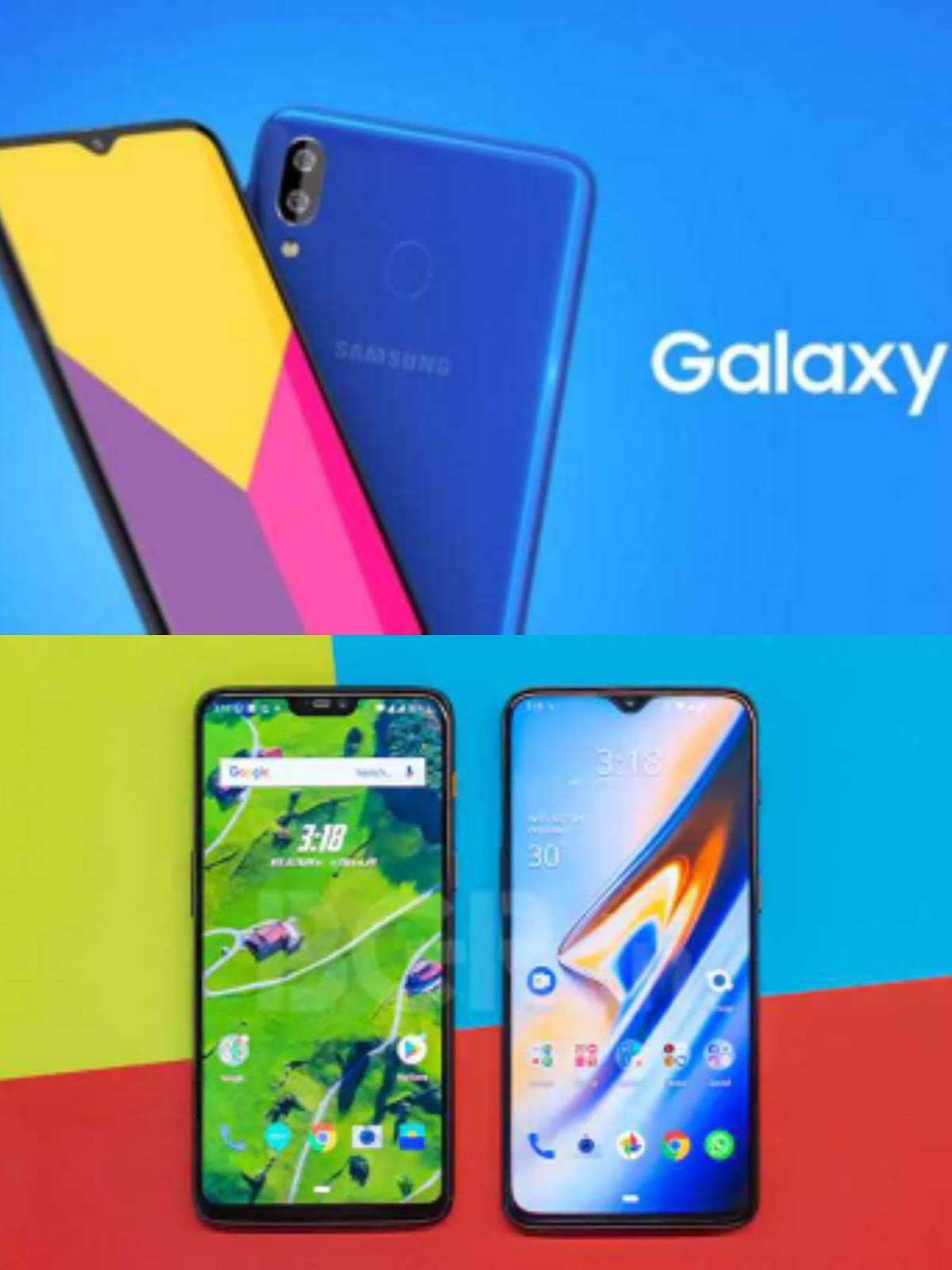 Samsung Galaxy M21 Specifications, OnePlus 6 and OnePlus 6T received update OxygenOS 10.3.1. - Mobiles & Networks