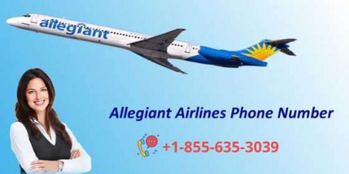 Dial +1-855-635-3039 For Instant Allegiant Airlines Reservations & Booking