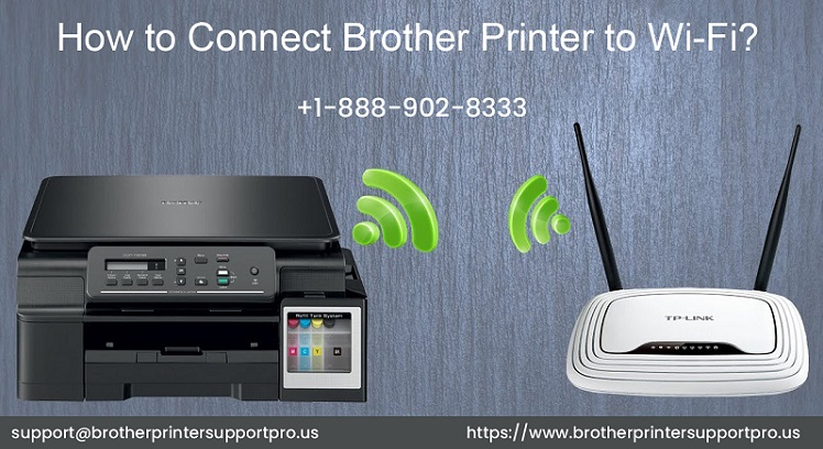 Learn How To Connect Brother Printer To Wifi successfully
