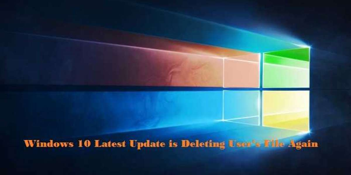 Windows 10 Latest Update is Deleting User's File Again