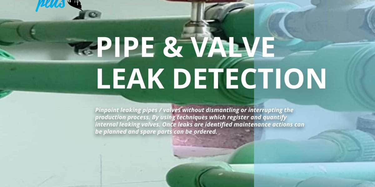 Pipe & Valve Leak Detection