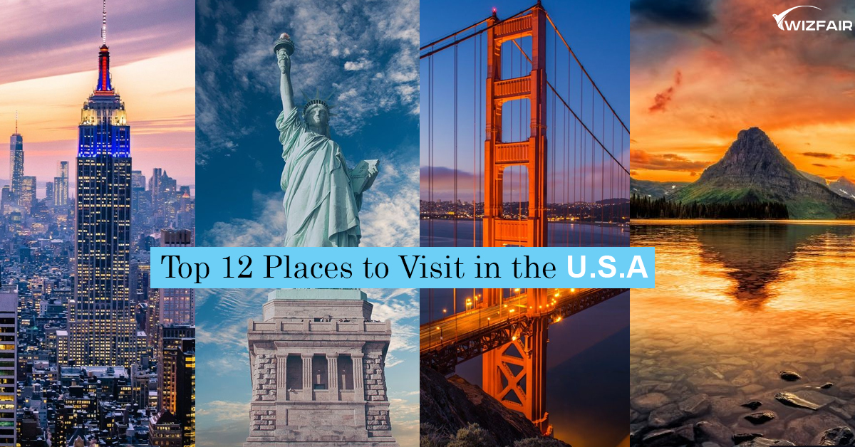 Best places to visit in the USA | Top Trending Travel & Tour Packages