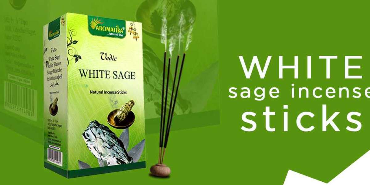 White Sage Incense Sticks are Related to Spirituality