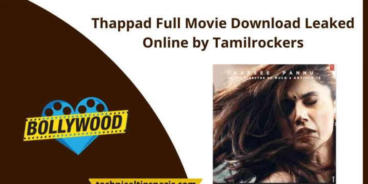 Thappad Full Movie Download Leaked Online by Tamilrockers