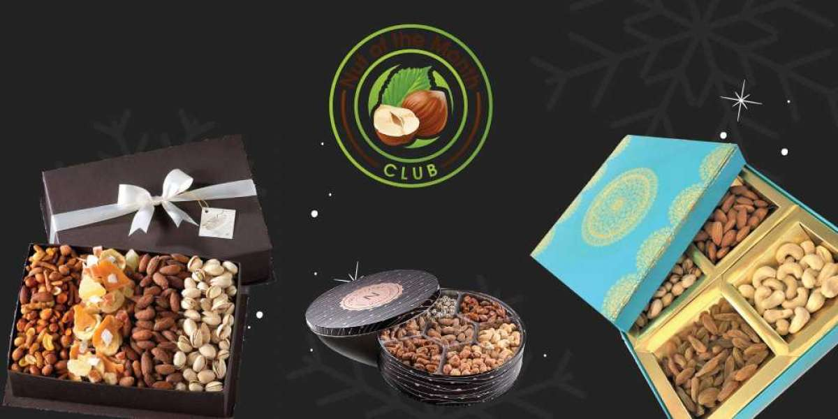 Make Your Friends and Family Happy with Wonderful Nut Gift Baskets