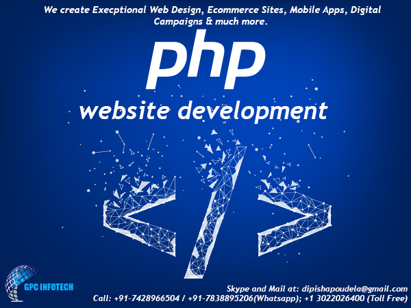 PHP Website Development – Pros and Cons according to experts » GPCINFOTECH-BLOG