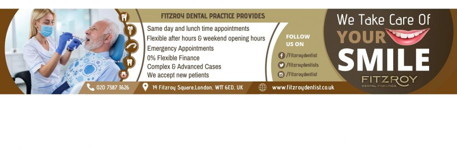 Fitzroy Dental Practice Cover Image