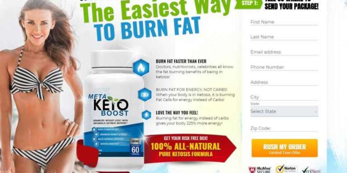 Meta Keto Boost Reviews – Advance Weight loss Formula