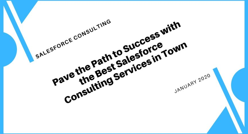 Right Salesforce Consulting Partners