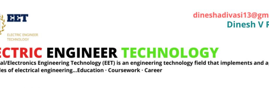 Electrical Engineering Technology EET Cover Image