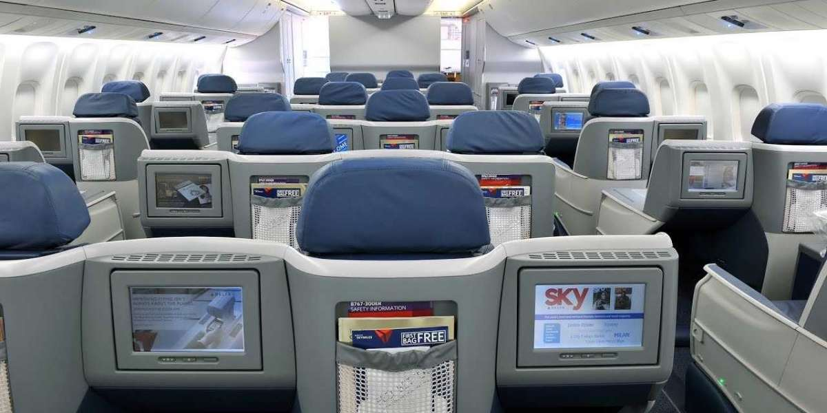 The Services that are Offered You on the Line at Delta Airlines Business Class Flight
