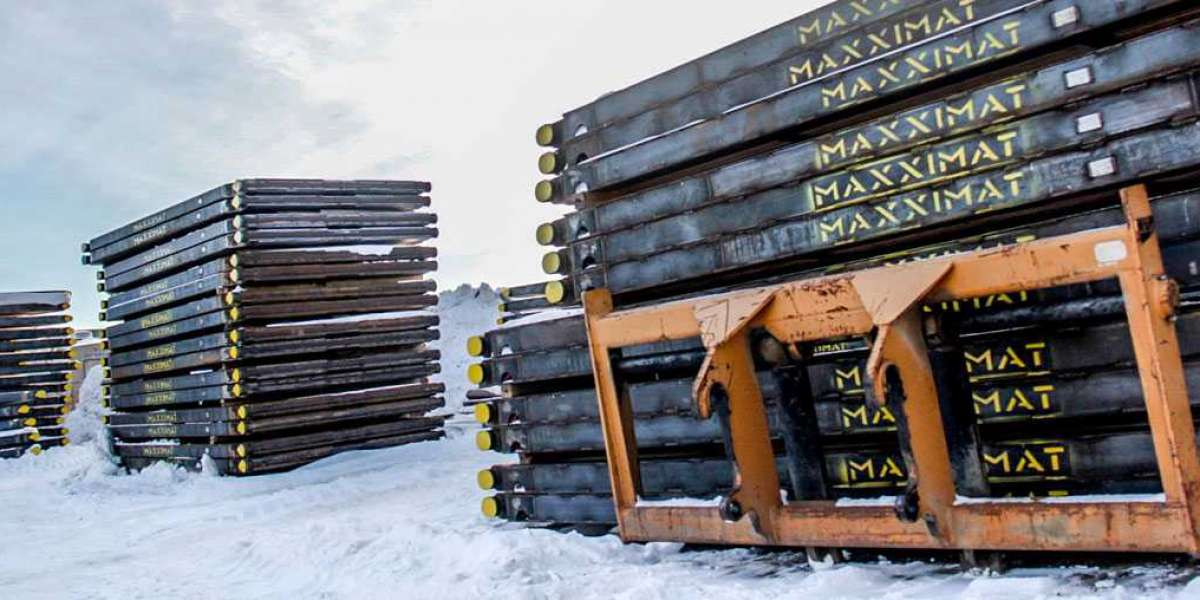 The Most Durable Rig Mats in the Industry | MaXXiMaT