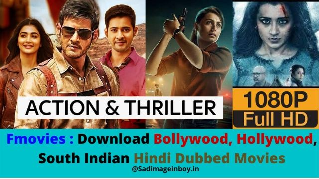Fmovies 2020: Download Bollywood, Hollywood, South Indian Hindi Dubbed Movies | Tamil Rockers Latest Update