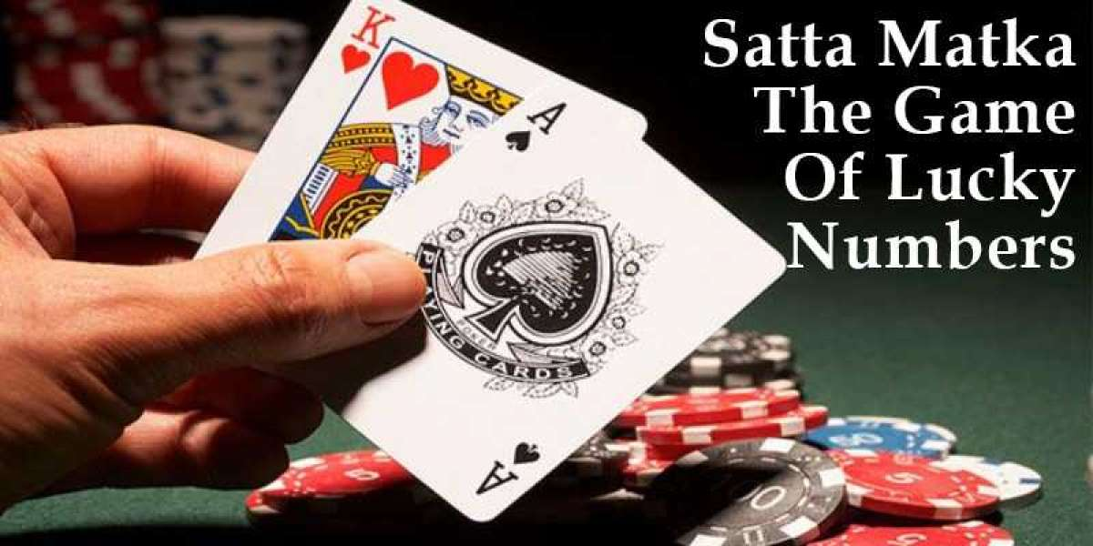 Satta Matka The Game Of Lucky Numbers