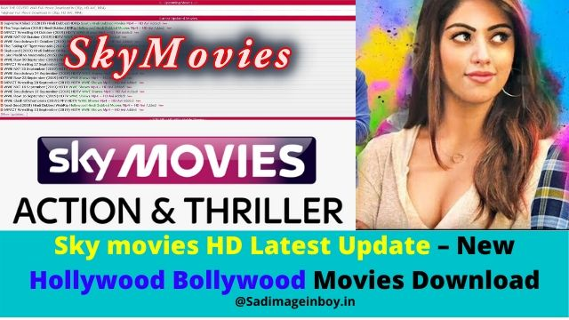 Sky Movies HD Latest Update – New Hollywood Bollywood Movies Download | Tamil Rockers Latest Update
