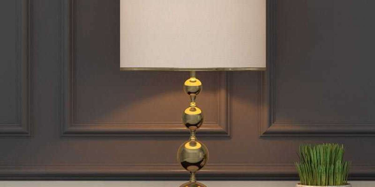 4 Places in Your House That Can Be Brightened by a Table Lamp