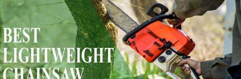 Best Lightweight Chainsaw – Review & Buying Guide Cover Image