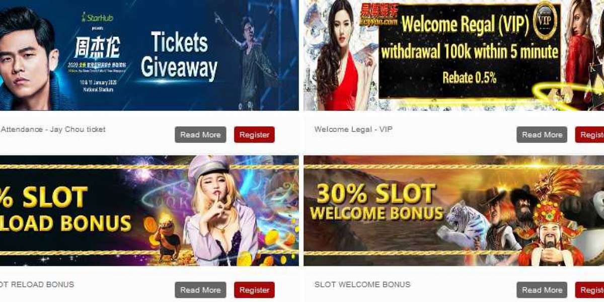 Singapore Online Gambling Enthusiast