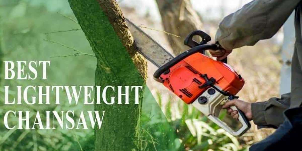 Best Lightweight Chainsaw – Review & Buying Guide