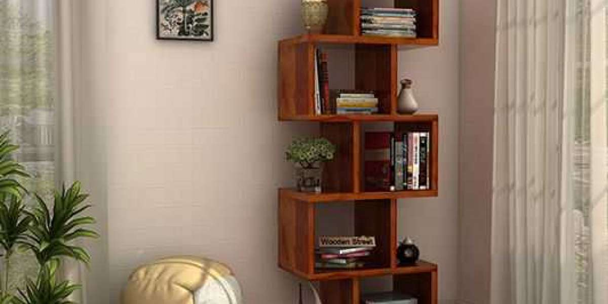 6 Alluring Bookshelves to Uplift The Look Of Your Indoors