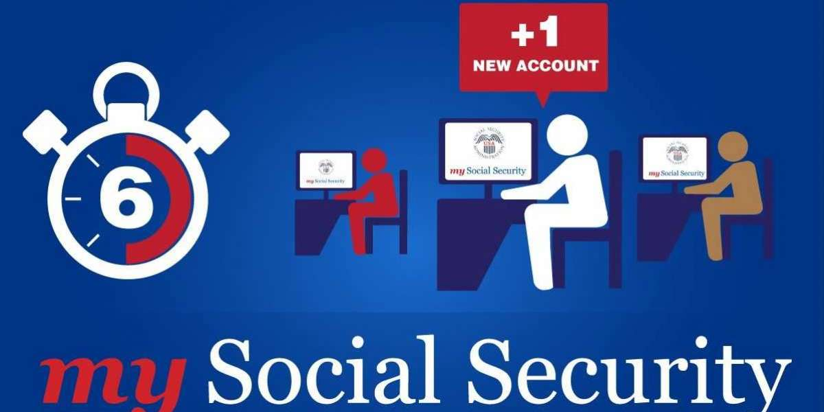 Social Security Administration | Social Security My Account